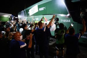 Mundial de clubes: Palmeiras embarca para a disputa