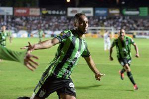 América perde 3 jogadores; Guedes passa a ser opção no Cruzeiro