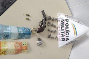 PM prende autor de roubo em Reduto; Moto recuperada pela PM capixaba