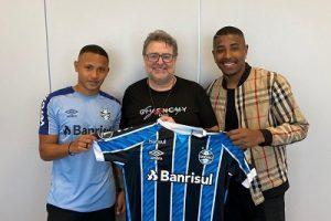 Dupla jovem do Grêmio vira alvo do América