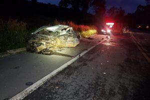 Jovem de 21 anos morre em colisão com caminhão na BR 116