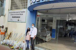 Enchente: Prefeitura recebe doações da Energisa