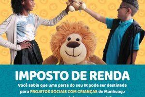 Lançada campanha de arrecadação para o Fundo da Infância e Adolescência