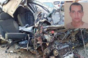 Acidente com vítima fatal na BR 116, em Manhuaçu