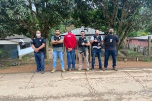 Suspeito de homicídio é preso pela Polícia Civil