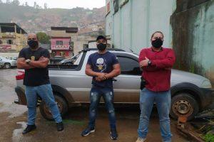 Caminhonete clonada é apreendida pela Polícia Civil