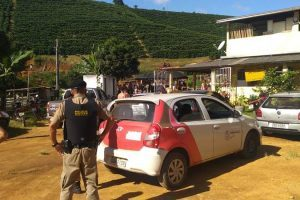 Vigilância Sanitária flagra clubes funcionando na área rural