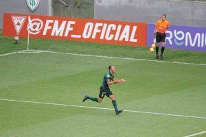 Cruzeiro joga mal e perde para o América