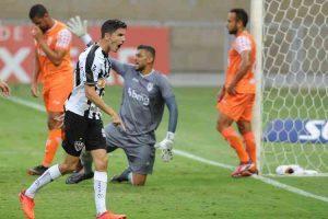 Lesão afasta Nacho dos jogos do Atlético