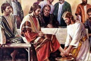 Evangelho – 01-04-21 – Quinta-feira santa (Jo 13,1-15)