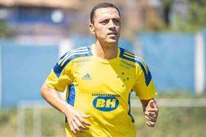 Rômulo realiza primeiro treino no Cruzeiro