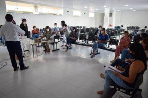 Covid-19: SES-MG visita Manhuaçu; Cenário pode ser de catástrofe, diz secretária