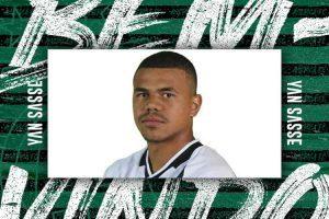 América anuncia contratação do meia-atacante Yan Sasse, ex-Coritiba