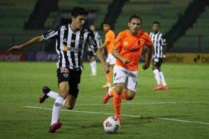 Atlético empata na estreia pela Libertadores