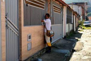 Agentes de endemias voltam a fazer visitas para combate ao Aedes