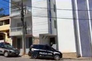 Polícia Civil realiza Operação em Manhumirim