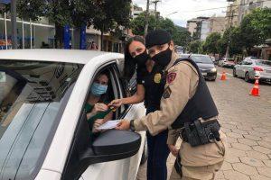 Manhuaçu: PM divulga resultados da Operação Mês da Mulher