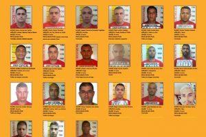 Conheça a lista dos criminosos mais procurados em Minas