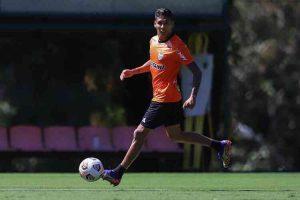 Atlético: Zaracho tem lesão, mas não precisará de cirurgia