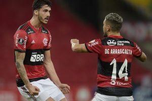 Flamengo empata na Libertadores e garante vaga; Veja resultados e jogos