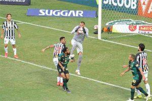 América e Atlético empatam sem gols em primeiro jogo da final do Mineiro