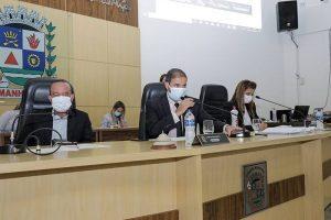 Volta às aulas e mineração são temas na reunião dos vereadores de Manhuaçu