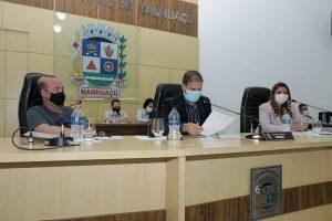 Câmara de Vereadores de Manhuaçu aprova projeto de lei sobre o REFIS 2021