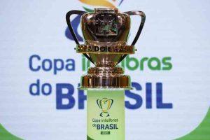 CBF define tabela da terceira fase da Copa do Brasil; veja todos os jogos