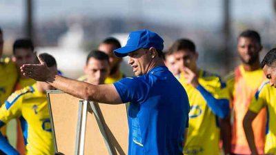 Cruzeiro treina pensando no América domingo