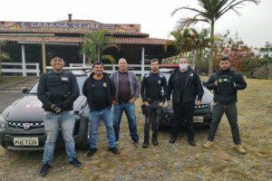 Acusado de homicídio é preso pela Polícia Civil em Matipó