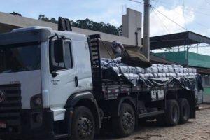 PC apreende cargas extraviadas de açúcar no valor de 95 mil reais; Envolvidos presos