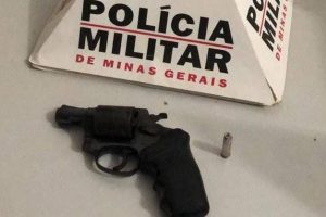 Simonésia: Arma é apreendida pela PM