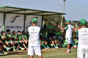 América e Criciúma jogam nesta quarta-feira pela Copa do Brasil