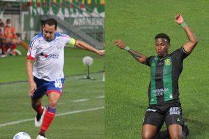 América vai a boa terra em busca da vitória diante do Bahia