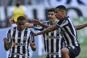 Atlético tem 14 desfalques para jogo contra o Ceará