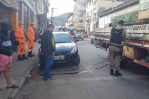 Homem morre em acidente no bairro Bom Pastor