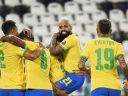 Copa América com vitória do Brasil; Séries A e B do Brasileirão