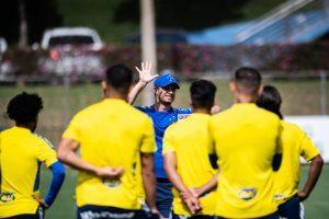 Weverton é confirmado como titular em treino do Cruzeiro
