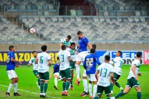 Cruzeiro empata com Guarani e não engrena na Série B
