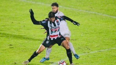 Cruzeiro perde partida no sul do país: 2 a 1 para o Operário