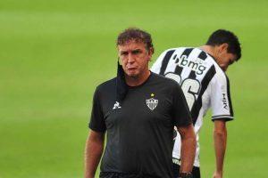 Cuca segue prestigiado no Atlético