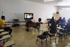 Projeto Valores e Práticas é apresentado aos servidores da SRS Manhuaçu