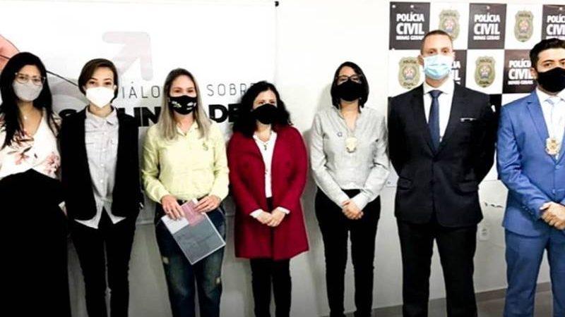 """PC de Manhuaçu lança """"Masculinidades"""" para homens envolvidos em violência contra a mulher"""
