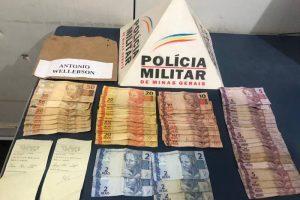 Autor de roubo é preso em Manhuaçu; Bandidos atiram em policiais em Mutum