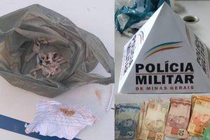 Drogas são apreendidas em Manhuaçu e Manhumirim