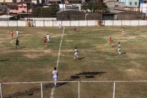 Boston City FC perde fora de casa no Mineiro Sub-20