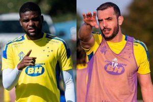 Cruzeiro: Nonoca e Rhodolfo se lesionam e viram dúvidas para jogo de sexta