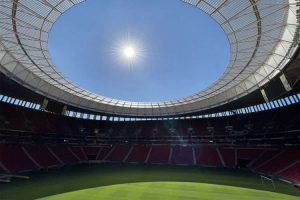 Atlético estuda jogar mata-mata da Libertadores com público em Brasília