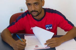 Meia Souza reforça o Boston City FC Brasil para o Campeonato Mineiro