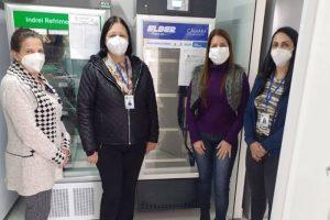 Câmaras frias são doadas para a SMS Manhuaçu pela FIEMG